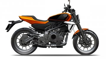 Entry-level Harley-Davidson Roadster ready for production - Report