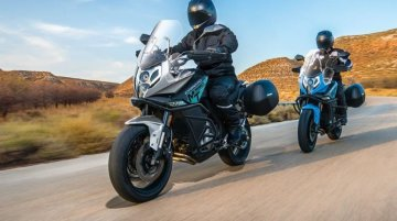 CFMoto 650MT launched in India at INR 4.99 lakh