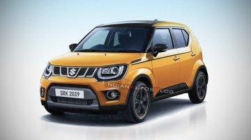 2019 Maruti Suzuki Ignis - कुछ ऐसी दिखेगी ये फेसलिफ्ट कार