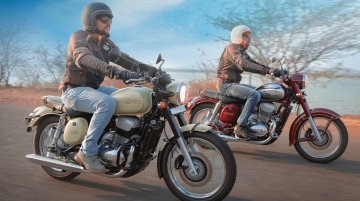 Check out the official accessories and merchandise for Jawa motorcycles