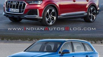 2019 Audi Q7 vs. 2015 Audi Q7 - Old vs. New