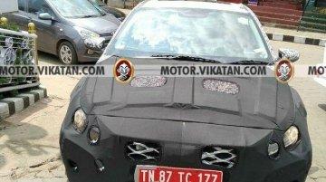 Hyundai i20 का नेक्स्ट-जेनेरेशन मॉडल फिर आई नज़र, स्पाई तस्वीरें लीक