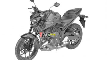 New Yamaha MT-25 to get MT-15-inspired LED headlamp and USD fork - Report