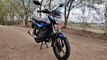 Bajaj Platina 110 H Gear - First Ride Review