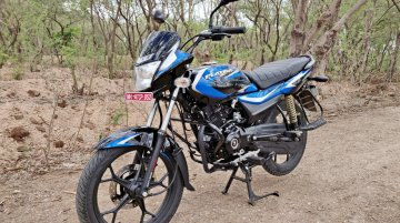 Bajaj Platina 110 H Gear BS6 launched, priced at INR 59,802