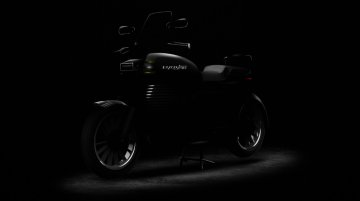 Blacksmith B2 electric motorcycle teased ahead of Indian launch