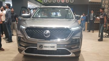 MG Hector sold-out for 2019, bookings paused - Report