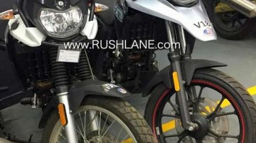 Unannounced UM Adventure motorcycles spied in India again