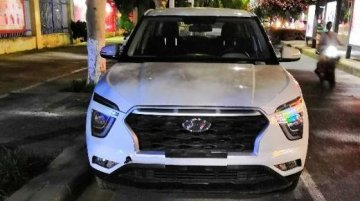 2020 Hyundai ix25 snapped up close in China, to be launched in August