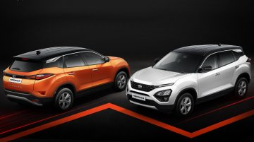 Tata Harrier dual-tone launched, celebrates 10,000 customers