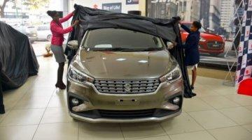 Toyota launches second-gen Ertiga in Kenya