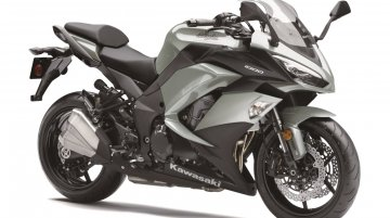 Kawasaki Ninja 1000 gets new Metallic Matte Fusion Silver colour