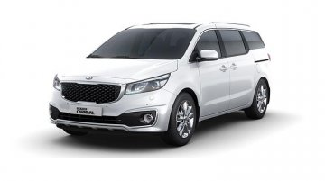 Kia Carnival to be offered in India in 3 seating configurations - Report