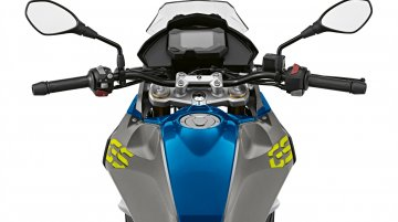 BMW G 310 R and G 310 GS - Image Gallery