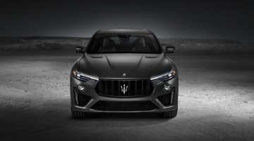 590 PS Maserati Levante Trofeo headed to India in 2019-end