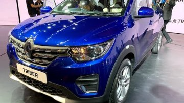Renault Triber walkaround video