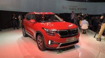 Kia Seltos officially unveiled