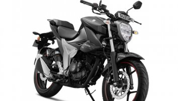 2019 Suzuki Gixxer (facelift) launched in India, priced at INR 1 lakh