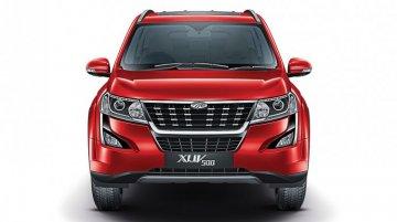 न्यू जेनरेशन Mahindra XUV500 फ्लश-डोर हैंडल से होगी लैस
