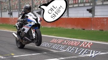 2019 BMW S1000 RR   First Ride Review   Sensory Overload In the Calmest Manner Possible