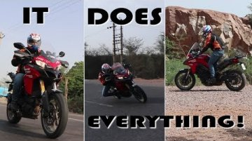 Ducati Multistrada 950   Road Test Review   Is This All The Motorcycle You'll Ever Need?
