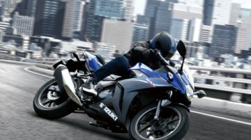 Suzuki GSX250R now available with optional ABS in the Japanese market