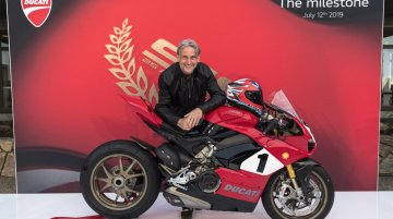 Ducati Panigale V4 25 Anniversario 916 - Image Gallery (Unrelated)