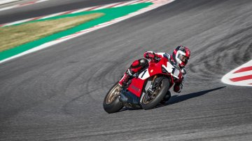 Ducati Panigale V4 25° Anniversario 916 launched in India at INR 54.90 lakh