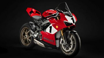 Ducati Panigale V4 25° Anniversario 916 to be auctioned for Carlin Dunne Foundation
