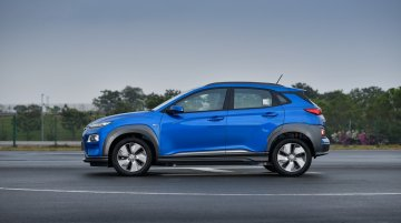 Hyundai Kona Electric price slashed by INR 1.59 lakh post GST reduction