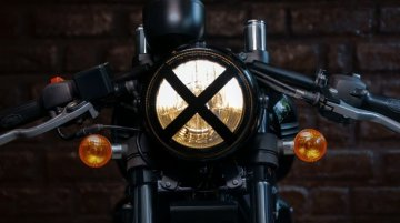 Modified Jawa Forty-Two - Image Gallery