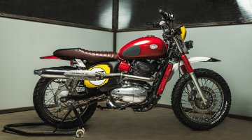 Custom Jawa Forty Two Scrambler by Autologue Design - Image Gallery