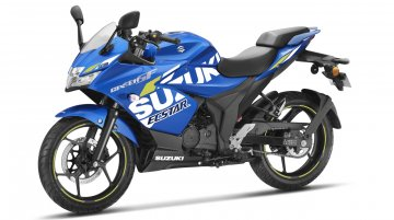 Suzuki Gixxer SF MotoGP edition launched; 250 cc variant to arrive in August