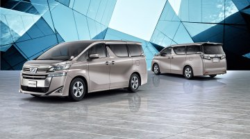 Toyota Vellfire dealer dispatch begins, to be launched soon