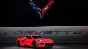 Mid-engine 2020 Chevrolet Corvette Stingray breaks cover in California