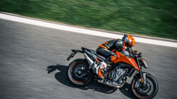 KTM 790 Duke likely to be launched in India very soon