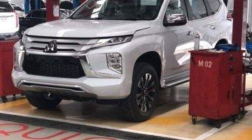 2019 Mitsubishi Pajero Sport (facelift) - Image Gallery