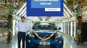 Tata Nexon 7-इंच टचस्क्रीन, रियर एसी वेंट्स और नए फीचर्स से हुई अपडेट