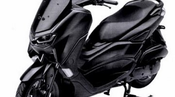 New Yamaha NMax 155 (facelift) coming sooner than expected - Report
