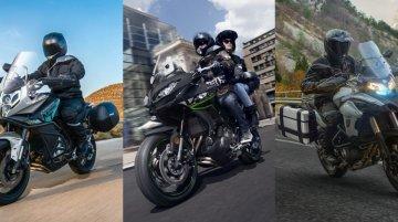CFMoto 650MT vs. Kawasaki Versys 650 vs. Benelli TRK 502: Spec Comparo