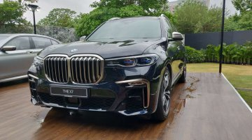 BMW X7 launched in India at INR 98.90 lakh