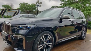 Recently launched BMW X7 sold out for 2019
