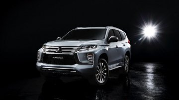 2019 Mitsubishi Pajero Sport थाईलैंड में हुई पेश, जल्द होगी भारत में लॉन्च