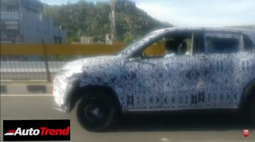 2020 Renault Kwid (facelift) caught on cam again [Video]