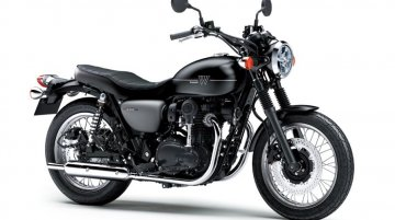 All-new Kawasaki W800 Street launched in India at INR 7,99,000