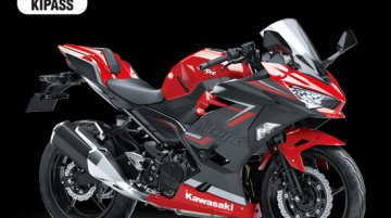 2019 Kawasaki Ninja 250 with keyless ignition system introduced
