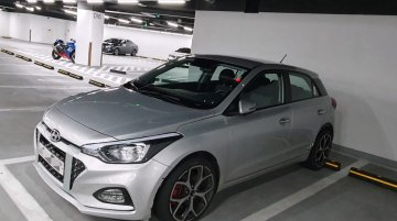 Hyundai i20 N spied up close in South Korea