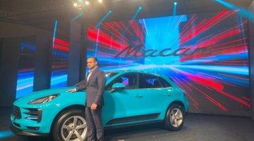 Porsche Macan फेसलिफ्ट भारतीय बाज़ार में लॉन्च, कीमत 70 लाख रुपये