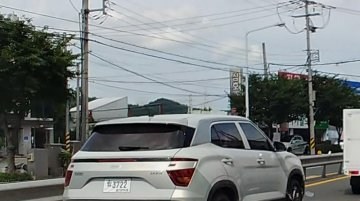 2020 Hyundai ix25 (2020 Hyundai Creta) spotted in the daylight for the first time [Update]