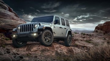Jeep Wrangler JL to be sold in India with only 2.0L petrol engine - Report